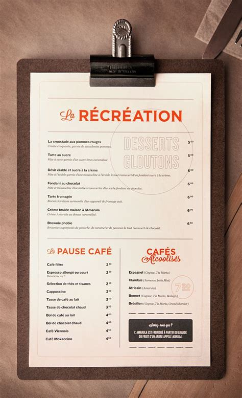 menu design norway 51 best restaurant menu designs images on pinterest