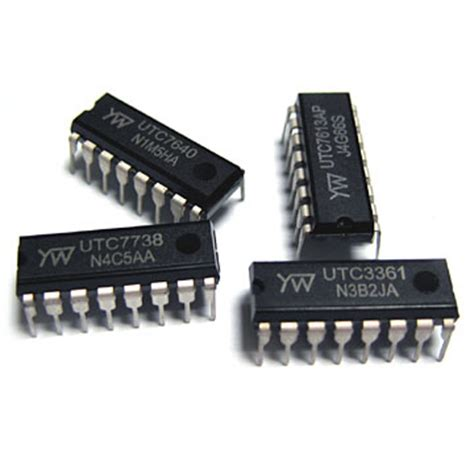 integrated circuit are used in ics integrated circuits components