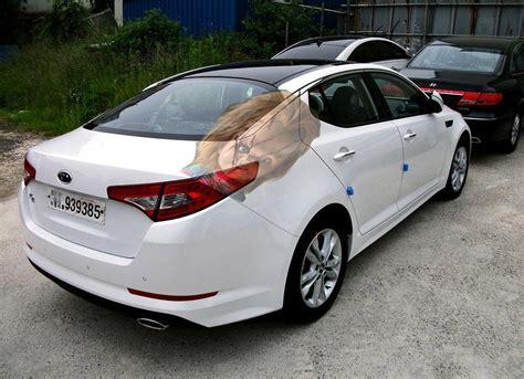 Review: 2011 Kia K5 (Optima) Korean Spec   The Truth About