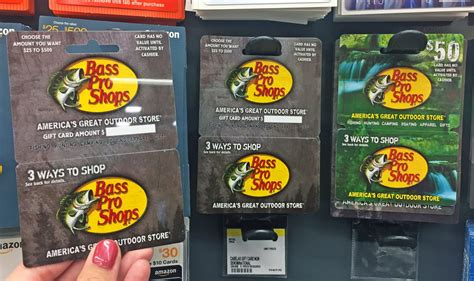 Bass Pro Gift Card - save on amex bass pro shops gift cards at walgreens