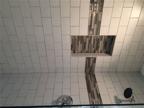 bath and shower inserts 1000 ideas about glass tile shower on small