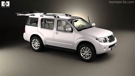 2007 nissan pathfinder interior nissan pathfinder with hq interior 2010 by 3d model store