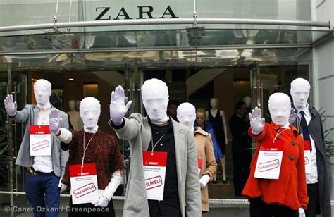 Detox Istanbul by Zara Hears The Global Call For Toxic Free Fashion