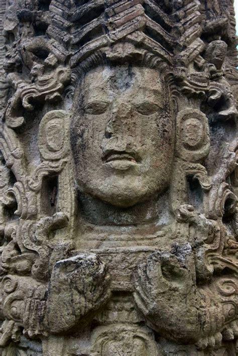 imagenes idolos mayas todo sobre las grandiosas estelas mayas