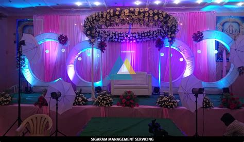 Decoration Reception by Beautiful Wedding Reception Decor On Decorations With