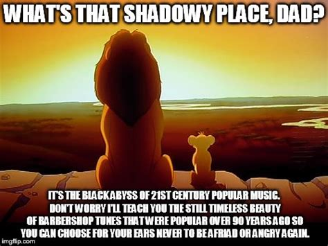 Lion King Shadowy Place Meme Generator - lion king shadowy place meme generator 28 images lion