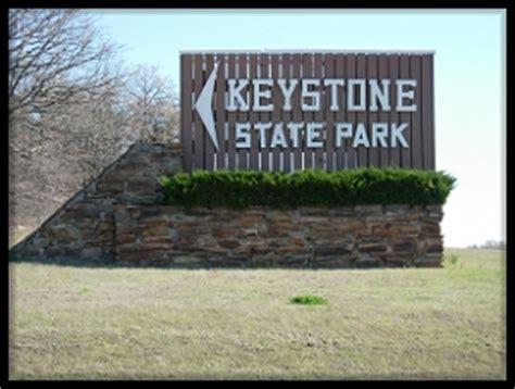 Keystone Lake State Park Cabins by Keystone State Park Chicago Flower Garden Show