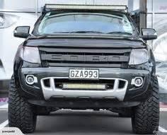 ford ranger t6 12 13 14 15 front raptor abs black lit blue