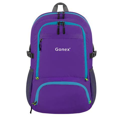 Bone Tas Hiking Foldable Waterproof gonex 30l waterproof outdoor lightweight folding backpack shoulder bag ebay