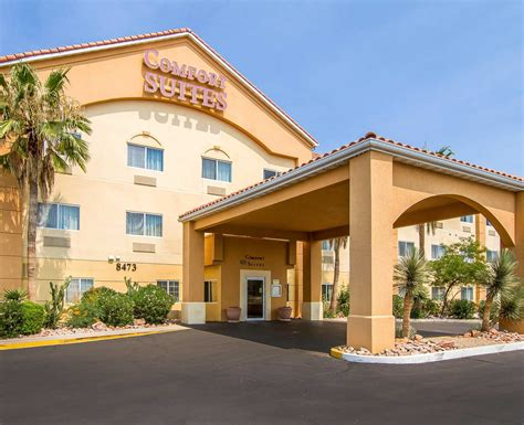 Comfort Suites Peoria Sports Complex 8473 West Paradise