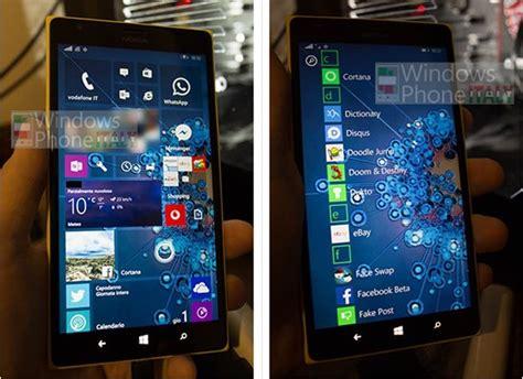 imagenes windows 10 mobile se filtran imag 233 nes del posible men 250 inicio para windows