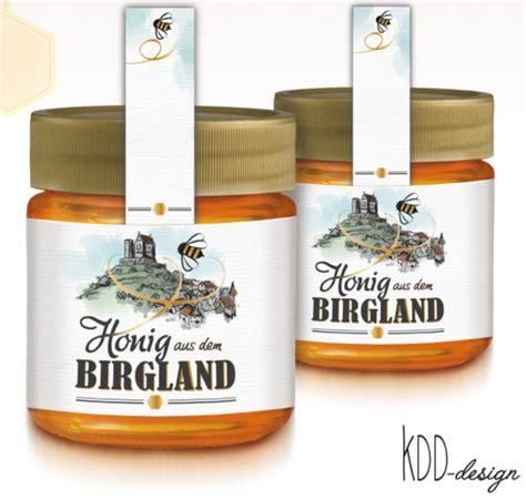 Etiketten Designen by Etiketten F 252 R Honigglas 187 Etiketten 187 Designenlassen De