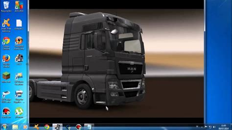 cara membuat mod game euro truck simulator 2 cara pasang mod game ets 2 pc euro truck simulator youtube