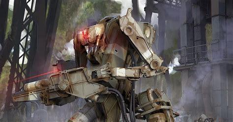Dijamin Tensi Digital Khang Zhu Gavin Manners Creations Sentinel Guard