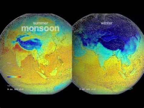 patterns in nature documentary climatic dynamics of monsoons nasa svs 2016 natural