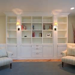 Bookshelves Cabinets Built In Bookshelves Designs