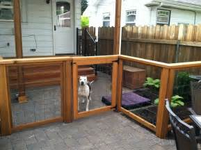 Backyard Fence For Dogs by Best Fence For Large Dogs Profencedesign Us