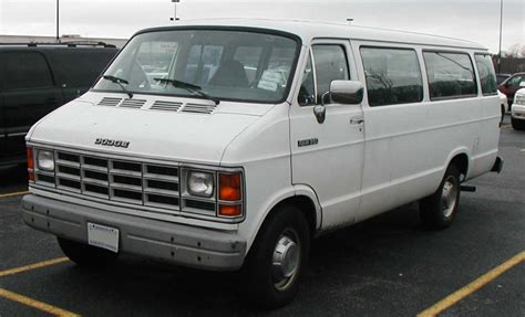 dodge van 1991 dodge ram van information and photos zombiedrive
