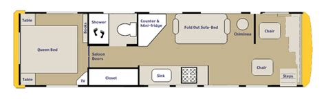 bus motorhome floor plans old school bus conversions interior bing images school