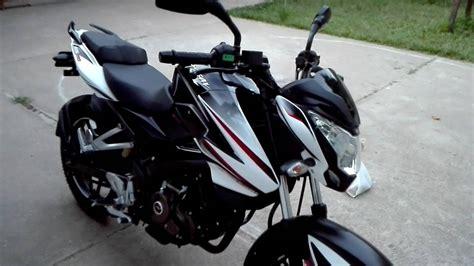 imagenes blanco y negro motos moto pulsar ns 150 blanco con negro youtube