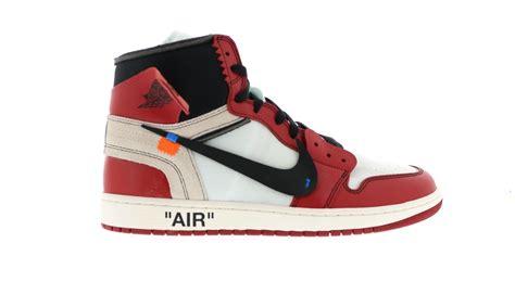 Nike Air 1 Retro High White Chicago 1 retro high white chicago