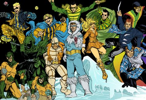 In The Of Rogues the rogues vs battles comic vine