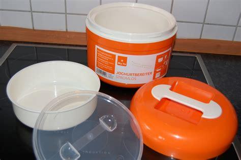 joghurt selber machen mit joghurtbereiter pro und prebiotischen joghurt selber machen rezept