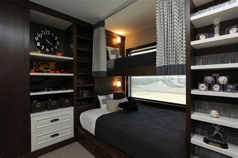 htons inspired luxury home boys room robeson design san diego interior designers