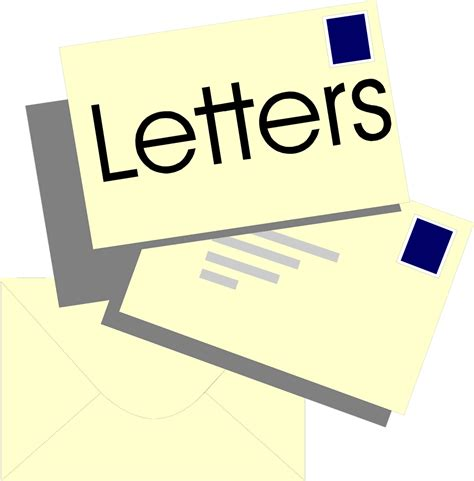 business letter clipart business letter clipart 28 images business letter