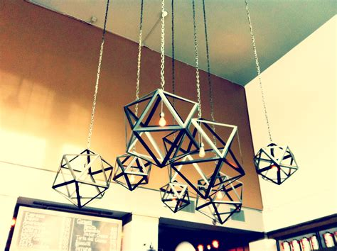 Geometric Light Fixtures 40 Geometric Designs To Give Your Home The Right Of Edge