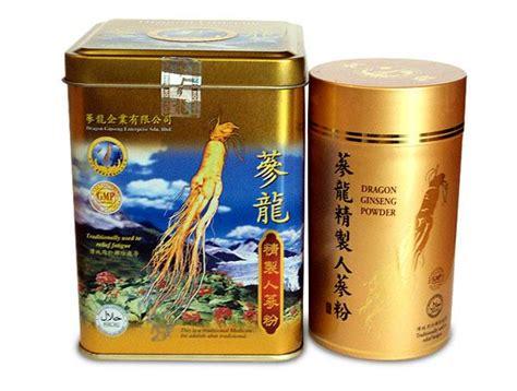 Suplemen Ginseng Suplemen Murah Asli Shen Serbuk Ginseng Powder