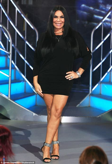 mob wives star renee graziano checks  rehab  depression daily mail