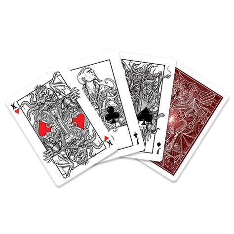 Playing Cards Gift Sets - cthulhu playing cards gift set
