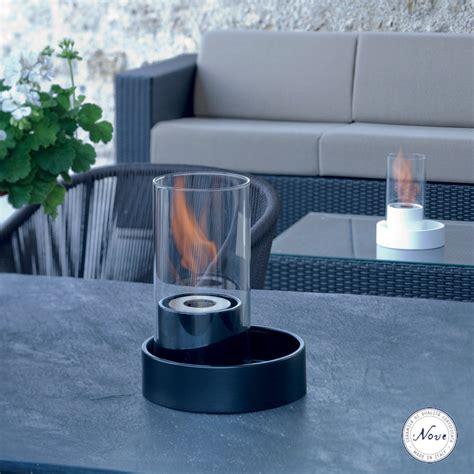 camini da tavolo caminetto a bioetanolo da tavolo in ceramica e vetro jim