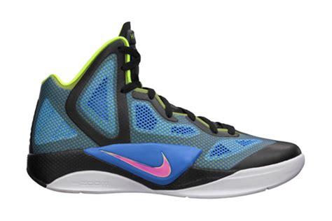 Sepatu Nike Zoom Hyperfuse nike zoom hyperfuse 2011 sidewalk hustle