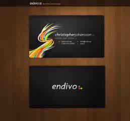 endivo business cards by alivepixel on deviantart