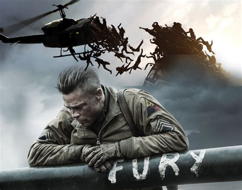 acidemic great 70s wardads brad pitt in fury and