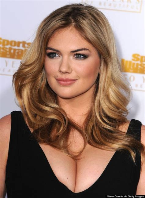 what is kate upton natural hair color kate upton sports illustrated and hair on pinterest