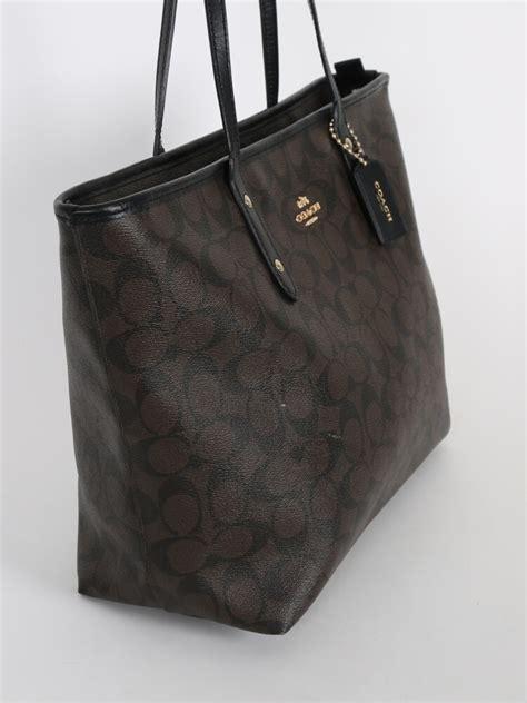 Coach Zip Tote coach signature city zip tote bag brown luxury bags