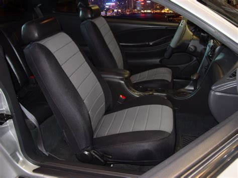 mustang cobra seat covers ford mustang neoprene seat covers
