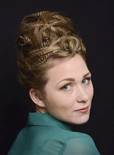 Beehive Hairstyle by 20 Beehive Hairdos Sure To Turn Heads