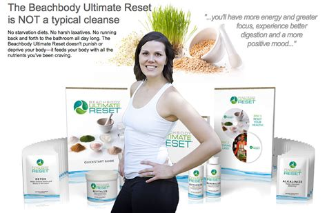 Ultimate Detox Beachbody by Beachbody Ultimate Reset Review Days 2 And 3 Fit With