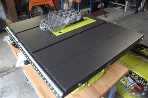 scie sur table ryobi test ryobi scie sur table pliable 1800w rts1800ef g