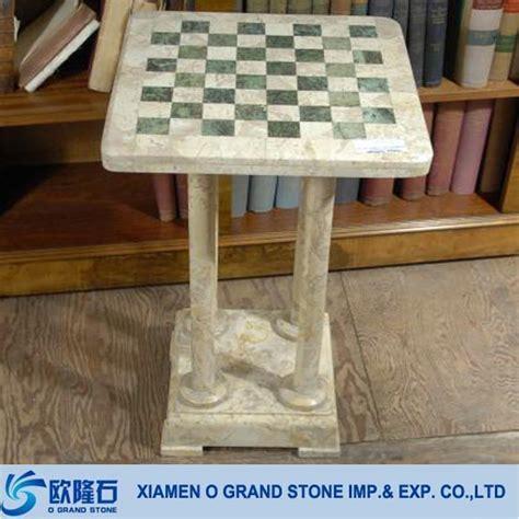 modern chess table modernen schachtisch couchtisch stein schach couchtische
