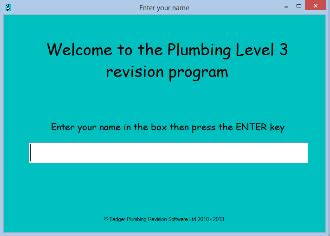Plumbing Revision by Badger Plumbing Revision Software