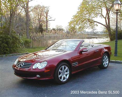old car manuals online 2003 mercedes benz sl class electronic throttle control 2003 mercedes benz sl500 road test carparts com