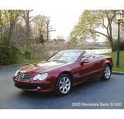 2003 Mercedes Benz SL500 Road Test  CarPartscom