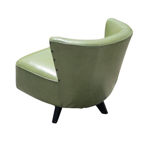mid century modern swivel chair mid century modern green swivel slipper chairs ebay