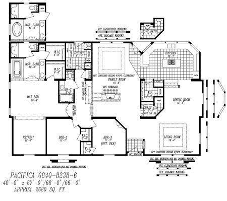 best of luxury modular home floor plans new home plans