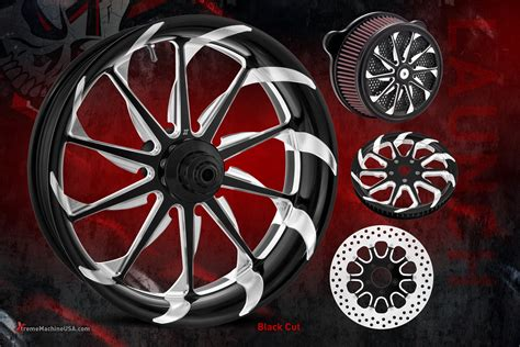 Handmade Wheels - xm custom motorcycle wheel launch
